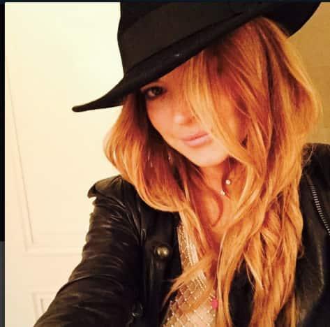 Lindsay Lohan Looking Fab