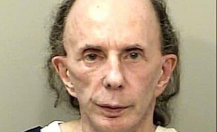 Phil Spector Mug Shots: Released! Haggard!