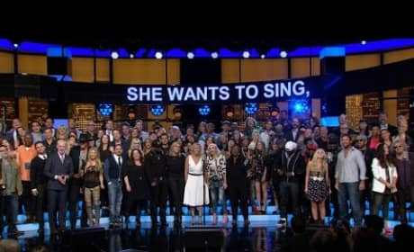 Chelsea Lately Farewell Song