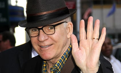 Steve Martin: First-Time Father at 67!
