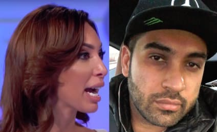 Farrah Abraham Bashes Simon Saran, Feels Like So Bad For His Stupid Rebound Chick