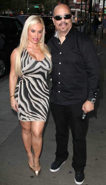 Ice-T and Coco Photo
