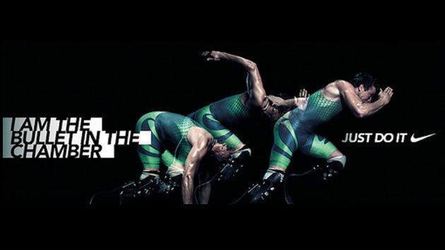Oscar Pistorius Nike Ad
