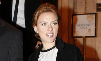 "Scarlett Johansson Sports Brown Locks For ""Nanny"" Role"