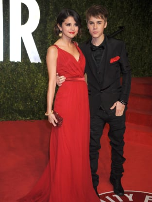 Cute Red Carpet Couple