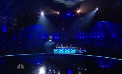 Branden James Brings Heidi Klum to Tears on America's Got Talent