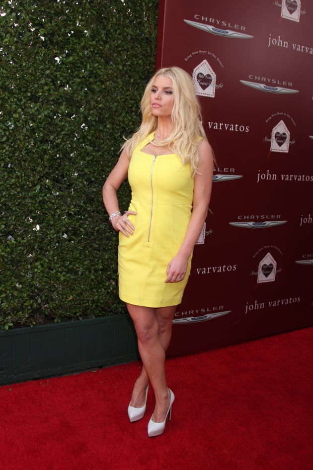 Jessica Simpson: Hotter Than Ever