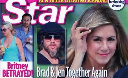 Jennifer Aniston: I Can't Stop Loving Brad Pitt!