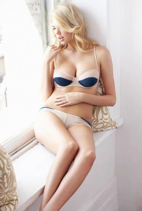 Kate Upton in Underwear