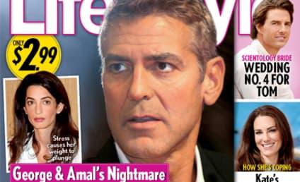 George Clooney Divorce: How Nasty Will It Get?!?