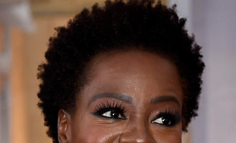 12 Celebrities Who Let Their Natural Hair Fly