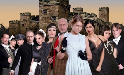 Downton Abbey Porn Parody: Ready to Go Down on Abby?