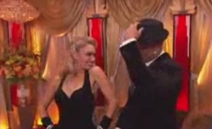 Hines Ward and Kym Johnson: A Tight Quickstep