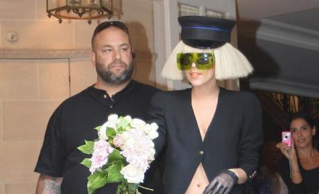Paris Hearts Gaga