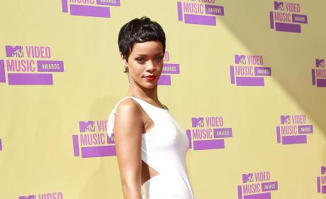RIhanna at MTV Video Music Awards