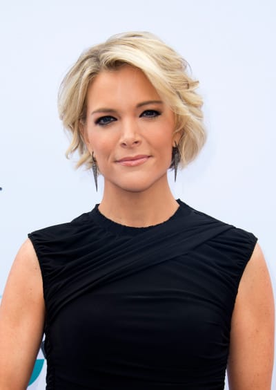 Megyn Kelly in Black Top