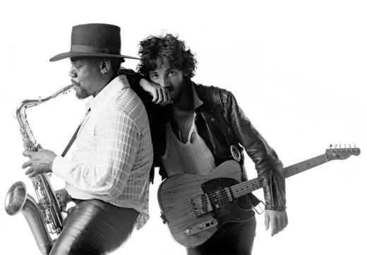 Clarence Clemons, Bruce Springsteen