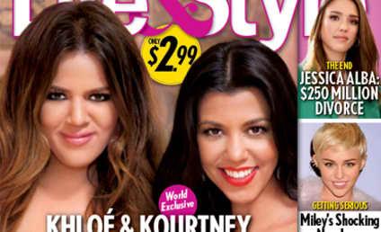 Khloe Kardashian and Kourtney Kardashian: Double Wedding on Tap?!?
