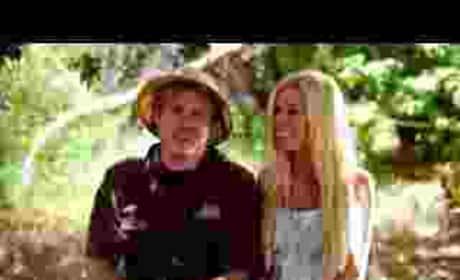 Heidi and Spencer Pizza Hut Ad