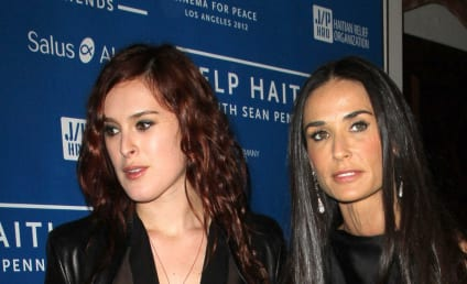 Where the Heck is Demi Moore?