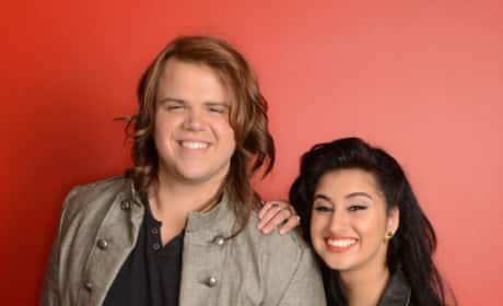 Who should win American Idol Season 13?