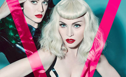 Katy Perry and Madonna Cover V Magazine, Muse on Public Masturbation