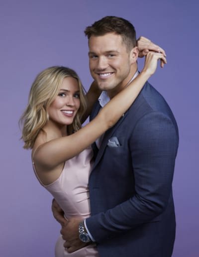 Colton and Cassie (The Bachelor)