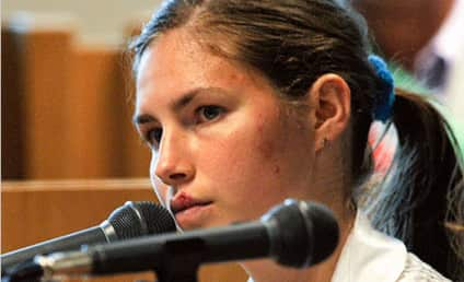 Amanda Knox Pleads For Freedom to Jury