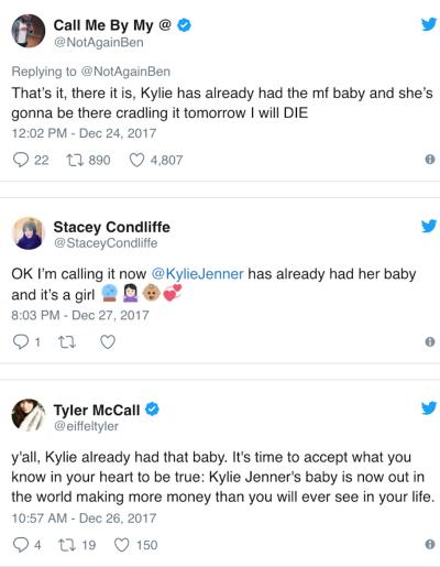 baby tweets