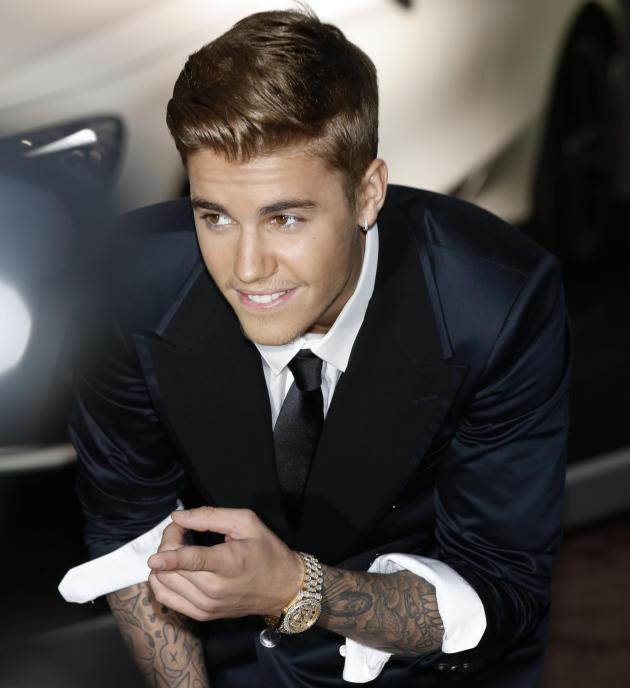 Silly Justin Bieber