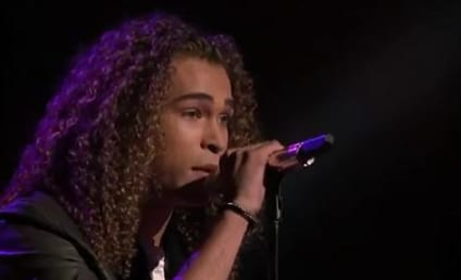DeAndre Brackensick Cries, Aims to Make American Idol Fans Smile