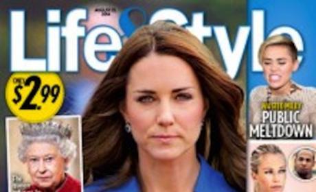 Kate Middleton AT WAR!
