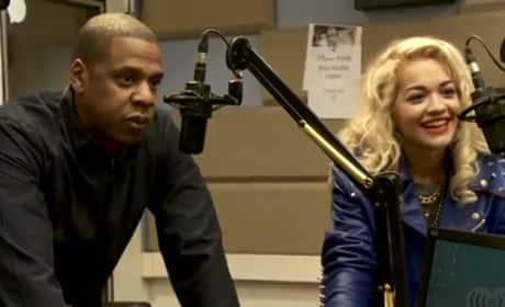 Rita Ora Denies Affair with Jay-Z