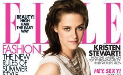 Kristen Stewart Swears: I'm Not a Miserable Person!