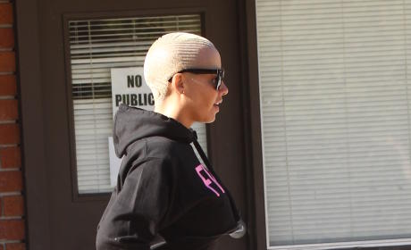 Amber Rose Butt Pad Photo