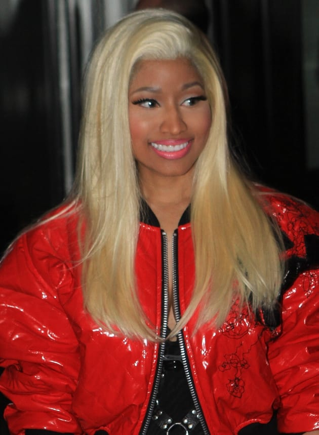 Nicki Minaj Blonde