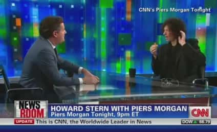 Howard Stern on Jay Leno: What a Crook!