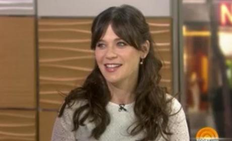 Zooey Deschanel Explains Why She Named Her Baby After an Animal