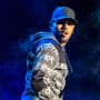 Chris Brown Soaks in Applause