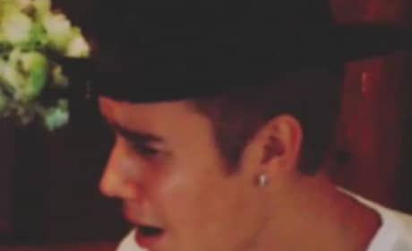 Justin Bieber mocking a guy in Intervention is...