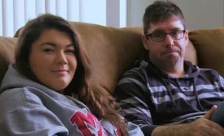 Amber Portwood and Fiance Matt Baier