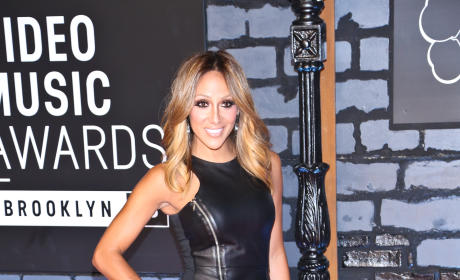 Melissa Gorga at VMAs