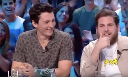 Jonah Hill Fires Back at French TV Host in Awkward Interview