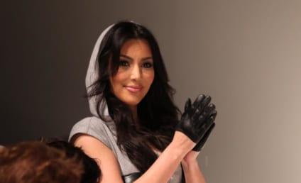 Kim Kardashian Khristens New Kollection on NYC Katwalk