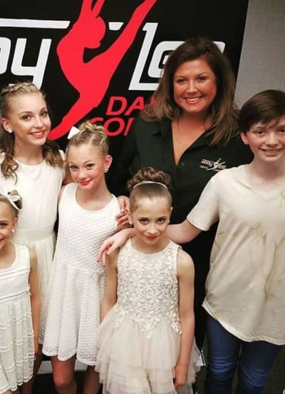 Abby Lee Miller Instagram Pic