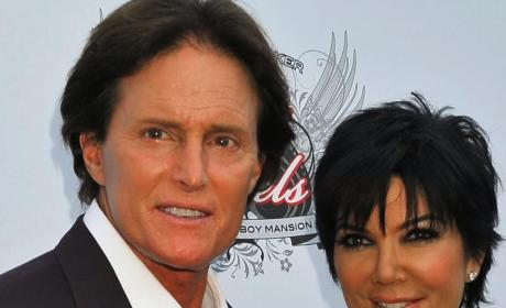 Kris Jenner Reacts to Bruce Jenner's Dating Life