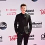 Shawn mendes at the billboard music awards