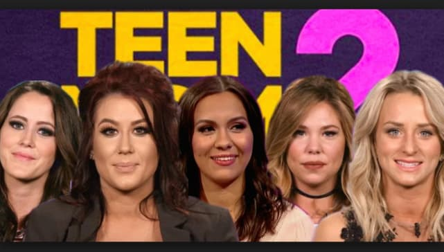 Teen mom 2 cast images