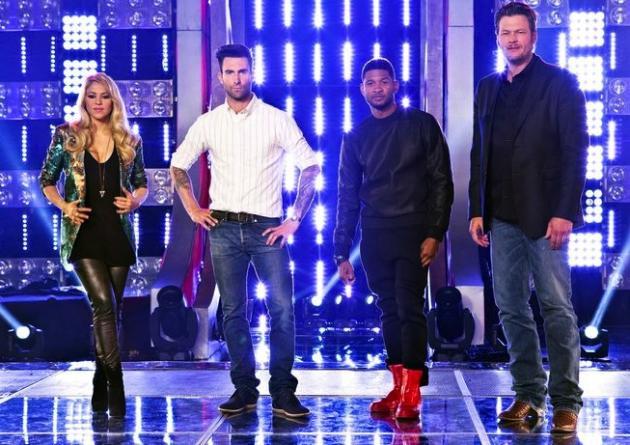 Voice Season 4: The Coaches