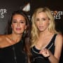 Kyle Richards & Camille Grammer: 'The Hungover Games' Premiere